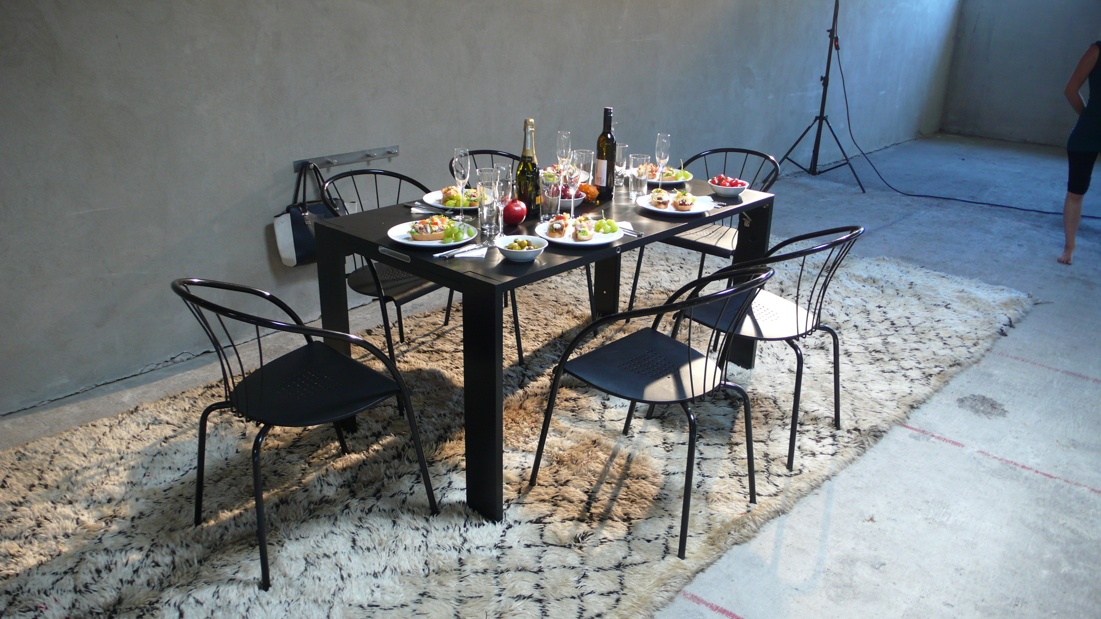 Model Premium Ivydesign Furniture Design Exhibition Design - Picture-table-by-ivydesign
