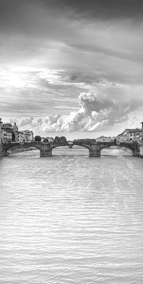 Poster - Ponte Santa Trìnita Florence